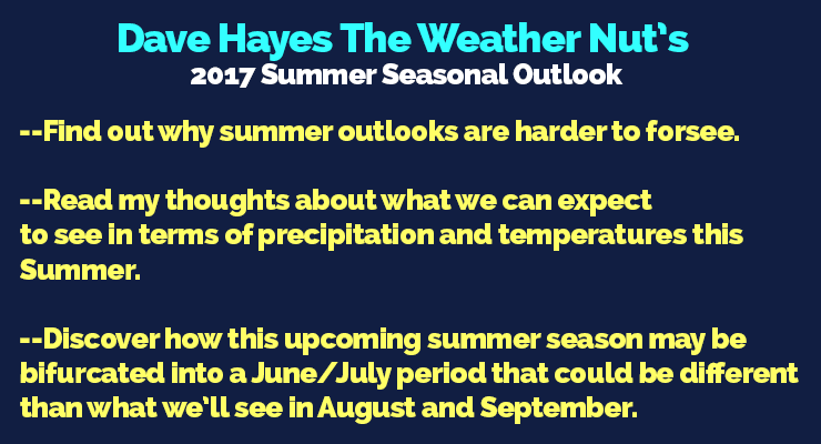 2017 Summer Outlook