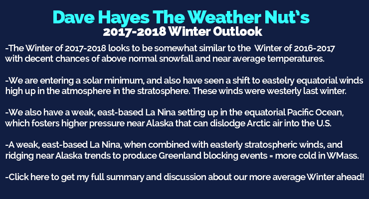 2017-2018 Winter Outlook Report